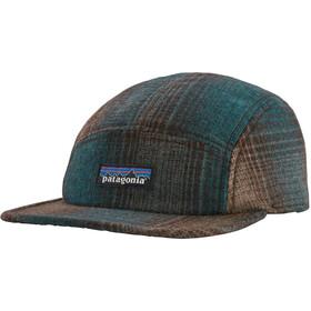 Patagonia Recycled Wool Cap naturalist/bristle brown